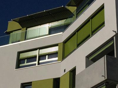 Villardin - Lausanne - Immeuble - architecte